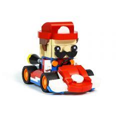 MOC-21773 Mario Kart Brickhead