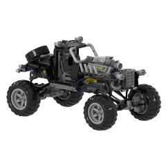 MOC-38641 Mad Max: Fury Road sort of looking Vehicle