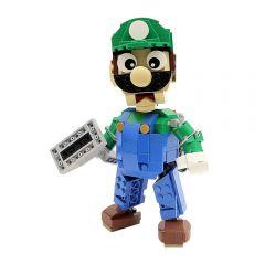 MOC-13506 Custom Luigi