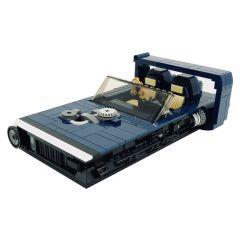 MOC-25659 M-68 landspeeder (Solo speeder)