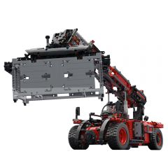 MOC-56222 42082 C model - Reach Stacker