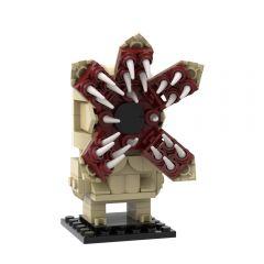 MOC-35522 Stranger Things Demogorgon MOC Brickheadz