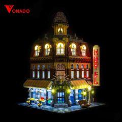 LEGO Cafe Corner 10182 Light Kit