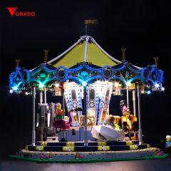 LEGO Creator Expert Carousel 10257 Light Kit
