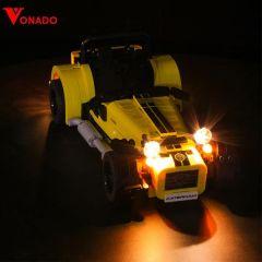 LEGO Caterham Seven 620R 21307 Light Kit