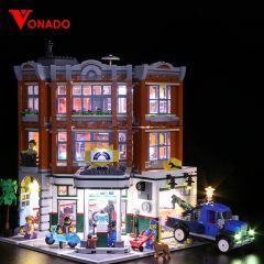 LEGO Corner Garage 10264 Light Kit