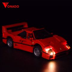 LEGO Ferrari F40 10248 Light Kit