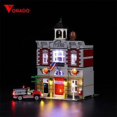 LEGO Fire Brigade 10197 Light Kit