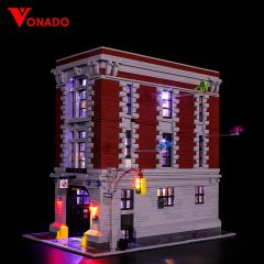 LEGO Ghostbusters Firehouse Headquarters 75827 Light Kit