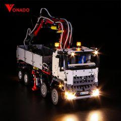 LEGO Mercedes-Benz Arocs 42043 Light Kit