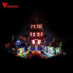 LEGO Ninjago, Temple of Airjitzu 70751 Light Kit