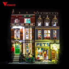 LEGO Creator 3-in-1 Pet Shop 10218 Light Kit