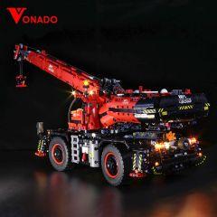 LEGO Rough Terrain Crane 42082 Light Kit