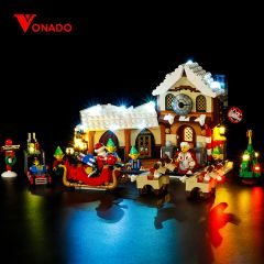 LEGO Santa's Workshop 10245 Light Kit