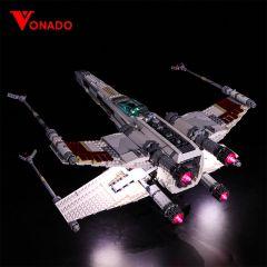 LEGO Star Wars UCS Red Five X-wing 10240 Light Kit