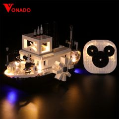 LEGO Steamboat Willie 21317 Light Kit