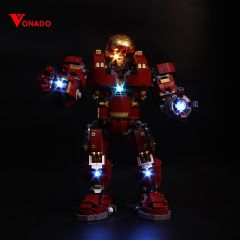 LEGO The Hulkbuster Ultron Edition 76105 Light Kit