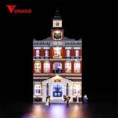 LEGO CREATOR Expert Town Hall 10224 Light Kit