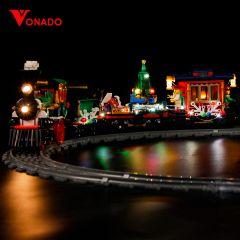 LEGO Winter Holiday Train 10254 Light Kit