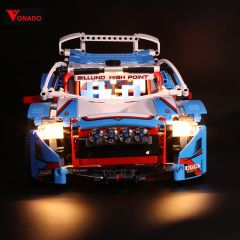 LEGO Technic Rally Car 42077 Light Kit