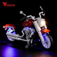 LEGO Harley-Davidson Fat Boy 10269 Light Kit