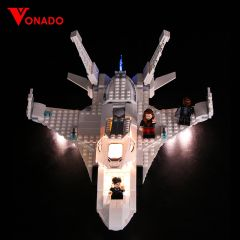 LEGO Stark Jet and the Drone Attack 76130 Light Kit
