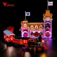 LEGO Disney Train and Station 71044 Light Kit
