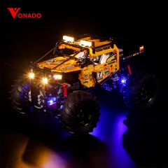 LEGO 4X4 X-treme Off-Roader 42099 Light Kit