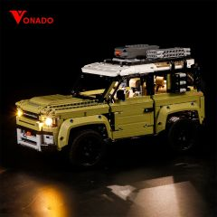 LEGO Technic Land Rover Defender 42110 Light Kit