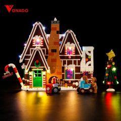 LEGO Gingerbread House 10267 Light Kit