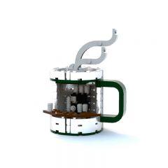 MOC-7416 Coffee Mug Stand