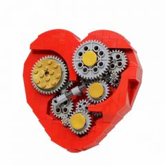 MOC-4453 Clockwork Heart