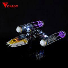 LEGO Star Wars Y-Wing Starfighter 75181 Light Kit