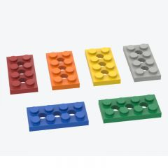 PLATE 2X4, 3X?4.9 #3709