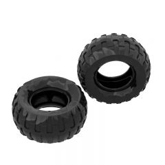 TYRE BALOON WIDE ? 81,6 X 38 #45982