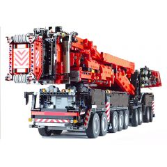 Refurbished 20920 Crane Upgrade-Black Red