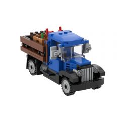 MOC 1930s Delivery / Farm Truck