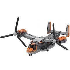 Refurbished 42113 V-22 Osprey Helicopter
