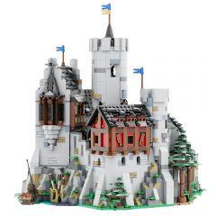 MOC L?wenstein Castle - Official Expansion
