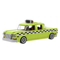 MOC Taxi Driver 1975 NYC Checker Taxi Cab