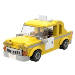 MOC-56094 Taxi from Lego Marvel Superheroes Games