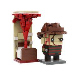 Freddy Krueger Brickheadz