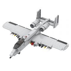 MOC A-10 Thunderbolt II