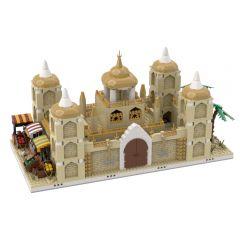 MOC-33097 Desert Palace for a Modular Desert
