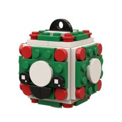 MOC-58123 Classic Ball Ornament
