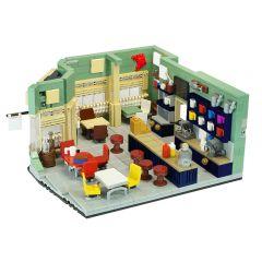 MOC-46310 Gilmore Girls - Luke's Diner?