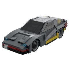 MOC-50129 Cyberpunk 2077 Quadra Turbo R