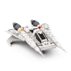 MOC Space BUCK ROGERS Starfighter Ship