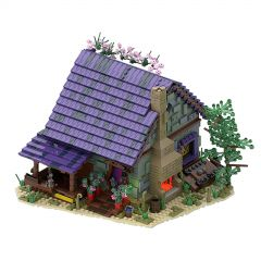 MOC-57928 Summer house