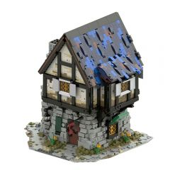 MOC-44070 The medieval smithy